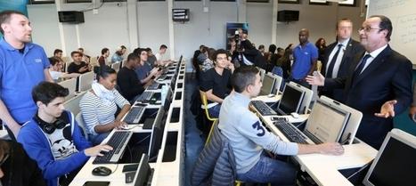 La Grande École du numérique consolidée par un partenariat public-privé | Culture numérique | Scoop.it