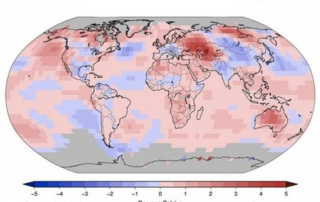 #NOAA: May 2014 hottest on Earth since records began #climate | Messenger for mother Earth | Scoop.it