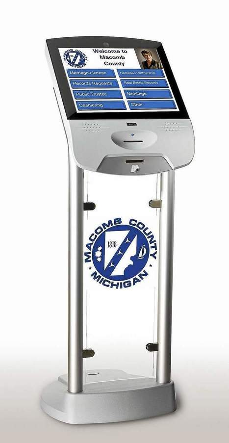 County clerk offers high-tech customer service - The Macomb Daily | customer service trends | Scoop.it