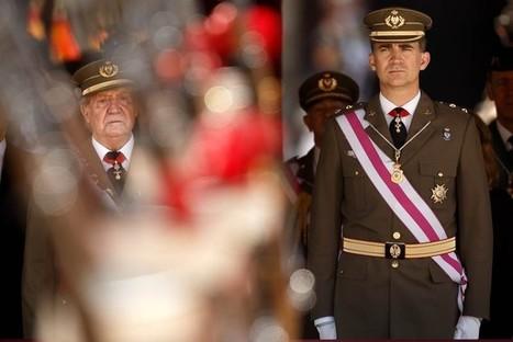 Felipe VI será proclamado Rey de España el 18 de junio | Tendz | Scoop.it