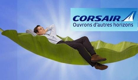 Corsair Fly se positionne sur les îles Vanille | Tourisme Océan Indien | Scoop.it