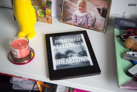 Will you Buy the New Kobo Aura One e-Reader? | Pobre Gutenberg | Scoop.it