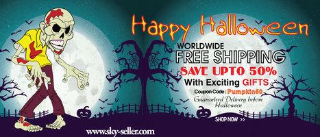 Sky-Seller Halloween Discount   Sky-Seller : Men Leather Jackets   Scoop.it