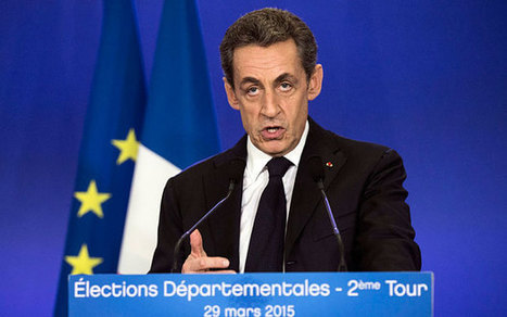 Sarkozy hails local election gains as Hollande's Socialists take a drubbing   The Political Side of Things   Scoop.it