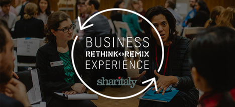 Sharitaly - Business Rethink Remix. Milano, 9-10/11/2015 | Mind the Social - Business Gap | Scoop.it