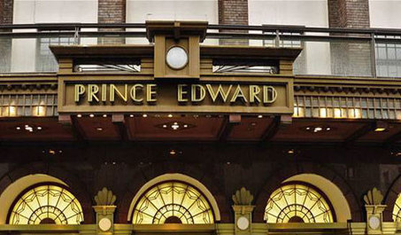Prince edward theatre History, All info | Prince edward theatre london | Scoop.it