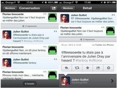Tweetbot 2.3 : nouveaux gestes et nouvelles options | Geeks | Scoop.it