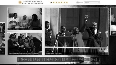 La obra de Nelson Mandela: su legado digital en internet - Nelson Mandela - Tecnología -  CNNMexico.com   tecnologia   Scoop.it