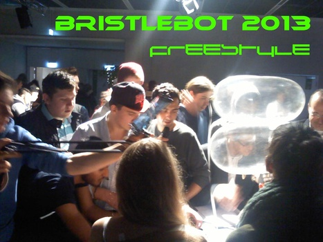 Challengefieber   FOSfuture BristleBot   Scoop.it