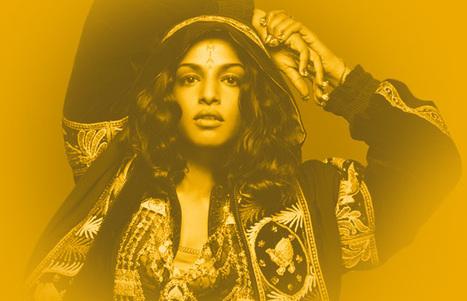 "M.I.A. Talks Matangi, Spirituality, Technology, and Why She Was Called ""The Female Kanye"" | M.I.A | Scoop.it"