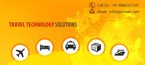 Website Design Company, Web Development Company, Web Services Company, Online Booking System, Airline Reservation System, eCommerce Solutions | Provab-Technosoft | Scoop.it