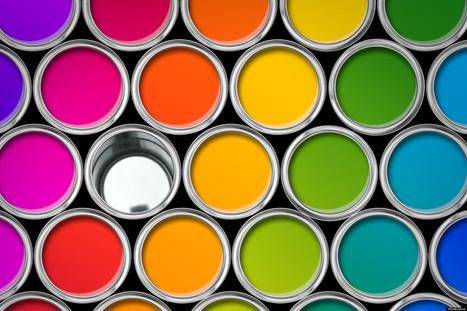 Et la couleur la plus vendue en 2013 est... | Marché meuble décoration | Scoop.it