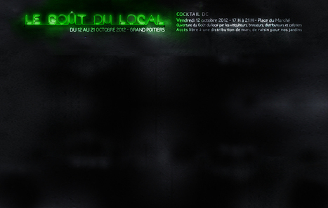Le goût du local - L'agenda des événements de Poitiers et ses environs | Tout Poitiers | Génie alimentaire | Scoop.it