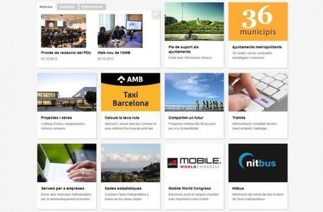 La web del área metropolitana de Barcelona como caso de éxito de ... - Lukor | Open Data | Scoop.it