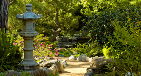 Now You Can Visit A 1930s Pasadena Japanese Garden Every Week | Japanese Gardens | Scoop.it