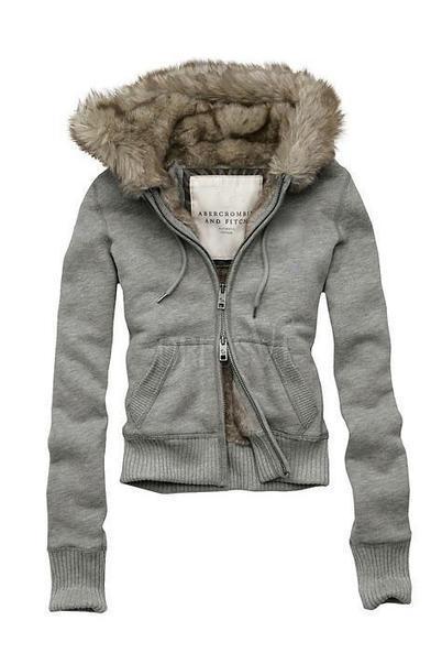 Black/White Thicken Fur Hoody with Trends:dressve.com | chouchou | Scoop.it