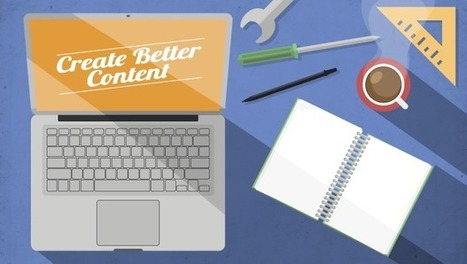 19 Apps and Tools To Help You Create Better Content | elearning | Scoop.it