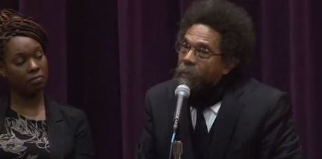 "Cornel West: America has Become ""Spiritually Obscene"" and Black People are ""Sleep Walking"" 