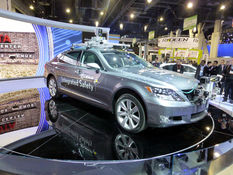 17 Ways Driverless Cars Could Change America | Sustain Our Earth | Scoop.it