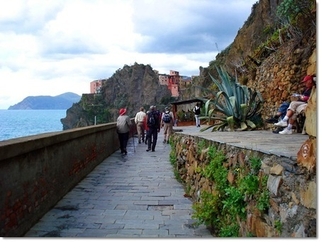 Awesome  fun vacation ideas in Cinque Terre on the Italian Riviera including advice about   Cinque Terre walking tours  for romantic getaways. Check this out. | Travel Europe | Scoop.it