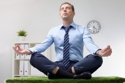Tired, stressed out, need a break? Recognize it but don't react | workplace mindfulness | Scoop.it