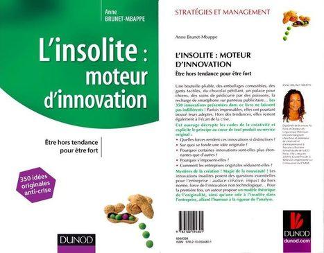Livre : L'insolite, moteur d'innovation ! | Tech & Innovation | Scoop.it