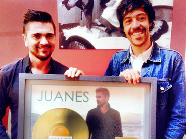 DISCO DE ORO PARA JUANES. | Nota Colombiana | Scoop.it