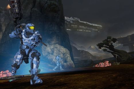 Halo Week Brings Castle Map Pack, New Soundtrack, New Challenges and Special Deals starting 8th April | juegos | Scoop.it