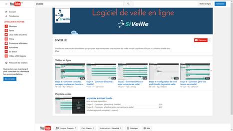De nouveaux tutoriels pour la veille en ligne! | SIVVA | Scoop.it