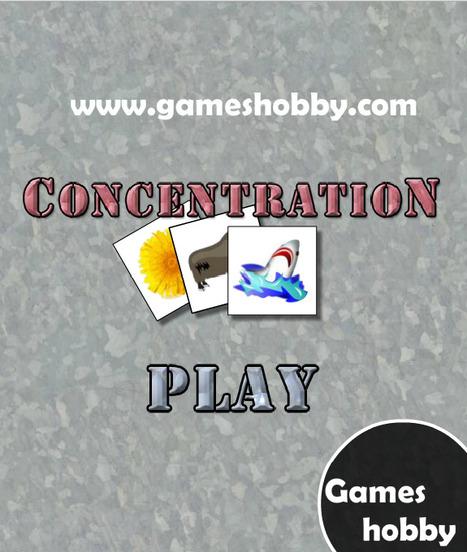 Play Free Memory Games Online | GamesHobby | Scoop.it