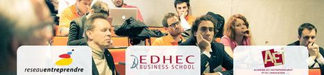 """""""Partage avec les professionnels de l'accompagnement et les académiques"""" - avec le Réseau Entreprendre   Politique, Economie & Social - France & International   Scoop.it"""