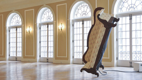 exposition internationale d'art contemporain numérique - Prosopopées : quand les objets prennent vie | UseNum - ArtsNumériques | Scoop.it