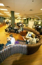 Open House for Renovated Library Commons Showcases New Amenities | Tennessee Today | Tennessee Libraries | Scoop.it