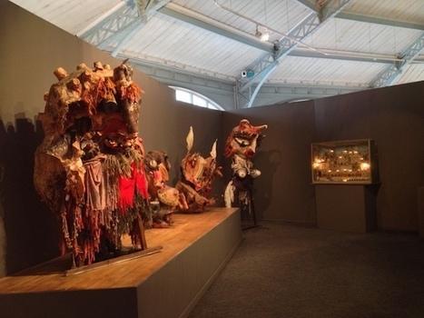 La Halle Saint Pierre, lieu singulier des mutations de l'art | Art brut | Scoop.it