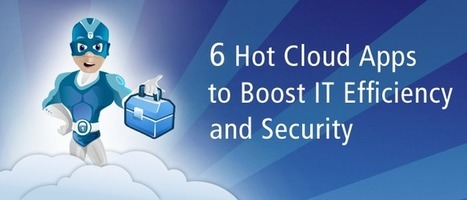 6 Hot Cloud Apps to Boost Your IT Department's Efficiency and ... | project apps | Scoop.it