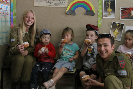 How Israel's army skirts minefields to pave a smoother road to conversion   Jewish Education Around the World   Scoop.it