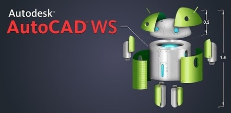 AutoCAD WS - Android Apps on Google Play | 21st Century Concepts-Technology in the Classroom | Scoop.it