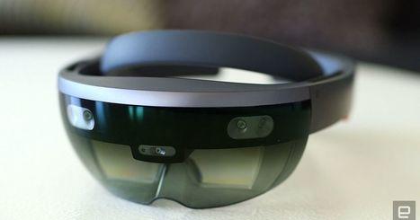 HoloLens' 24-core chip makes vivid AR possible | Asp.Net | Scoop.it