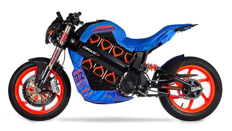 Icon Brammo Spec 32: EBoz Special Empulse - RideApart | Brammo Electric Motorcycles | Scoop.it