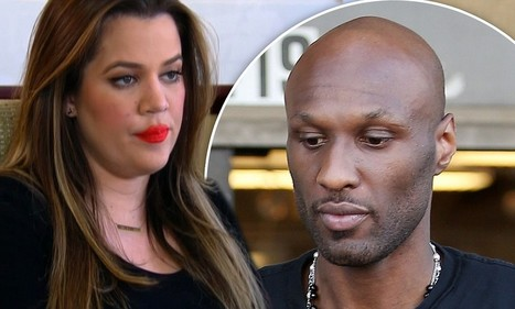 Khloe reveals Lamar's issues prompted her to stop fertility treatment | Business Video Directory | Scoop.it