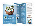Food and Drink Brochure Templates & Designs for download - SmileTemplates.com | Brochure Templates | Scoop.it