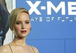 [Photos] Jennifer Lawrence At 'X-Men: Days Of Future Past' World Premiere | Young Gossip | Scoop.it