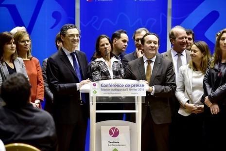 Un premier pas vers la fusion des Hauts-de-Seine et des Yvelines - Collectivités territoriales | actualités en seine-saint-denis | Scoop.it