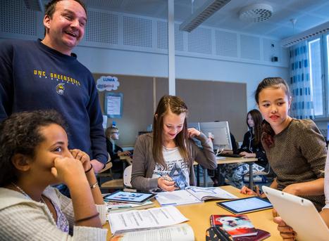 Opettajilla on kelvottomat taidot tietotekniikassa - Helsingin Sanomat | Tablet opetuksessa | Scoop.it