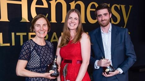 Hennessy New Irish Writer  award winners   The Irish Literary Times   Scoop.it