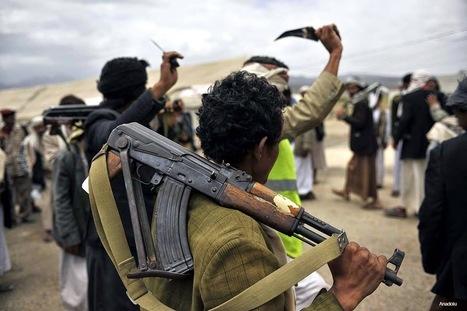 Land Destroyer: US-Saudi Blitz in Yemen: Naked Aggression, Absolute Desperation   Global politics   Scoop.it