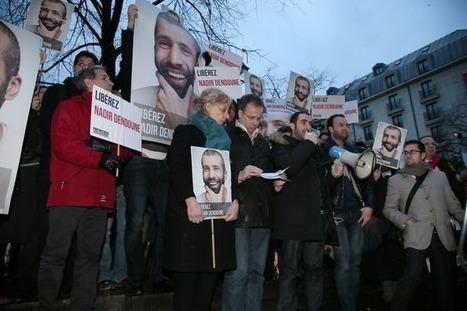 Journaliste incarcéré à Bagdad: la mobilisation s'amplifie - LExpress.fr   De l'Autre Côté de l'Autre Côté du Périph... Et au delà.   Scoop.it