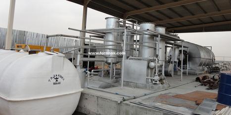 30 Ton Waste Tyre Pyrolysis Plant India  - Wastetyrerecycleplant | WasteTyreRecyclePlant | Scoop.it