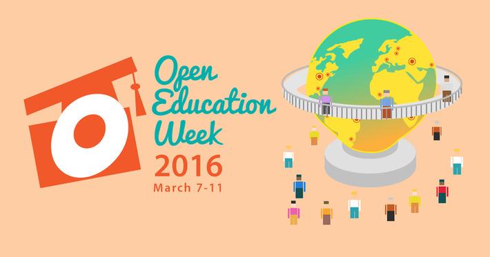Open Ed Week 2016! #OpenEducationWk #OER #highered #edtech #OER #blendedlibs | The iOER Handbook | Scoop.it