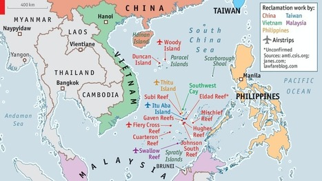 The South China Sea | Divers | Scoop.it